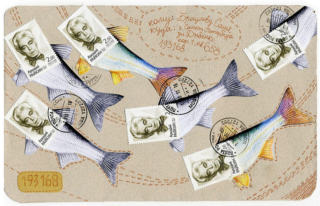 Fabulous Mail Art