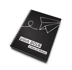 Pilot Diary for Writers 2018