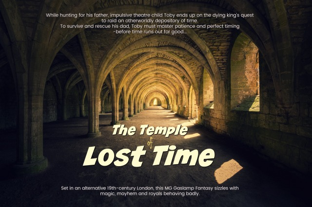 Temple Of Lost Time 4