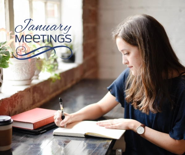 January-Meetings