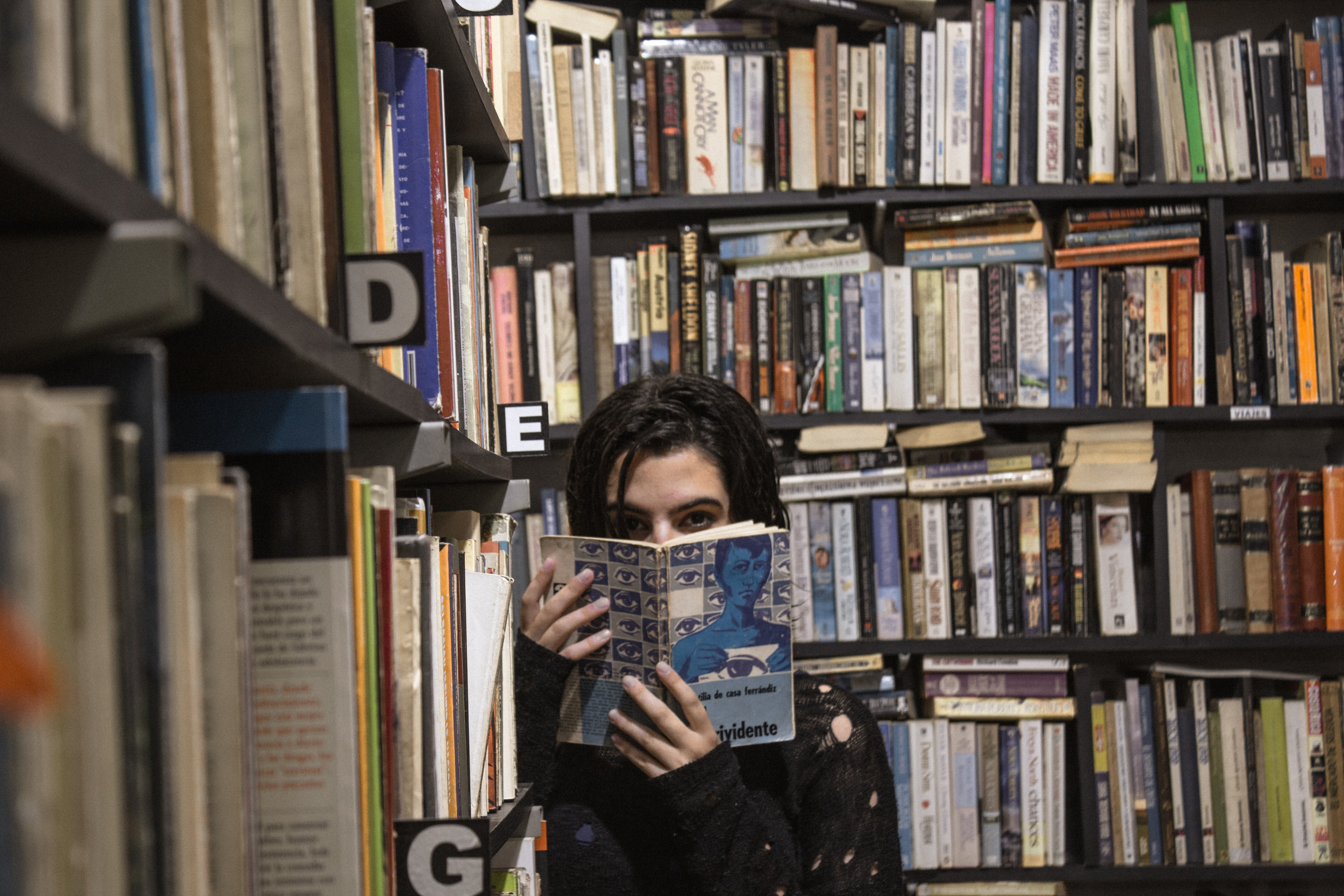 5 Fabulous Books About Bookshops Alphabet Soup